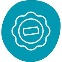 Pour tampons